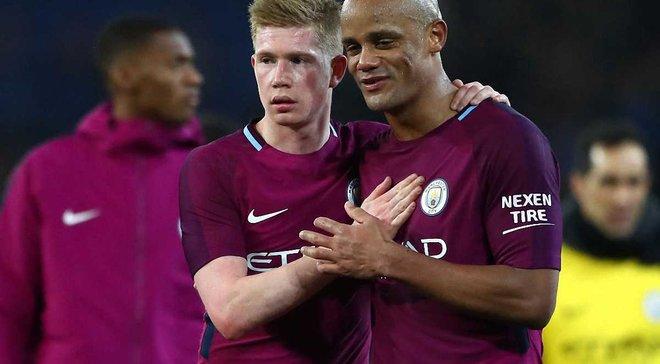 Кардіфф – Манчестер Сіті – 0:2 – відео голів та огляд матчу