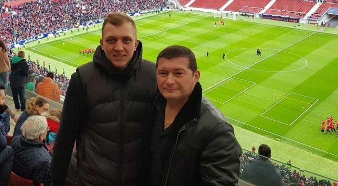 Агент Зозулі Кузьменко: Кучер мене підставив, Альбасете хотів підписати з ним контракт