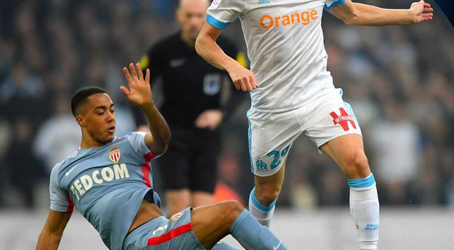 Монако та Марсель розписали результативну нічию, Ліон програв Бордо, Лілль обіграв Страсбур