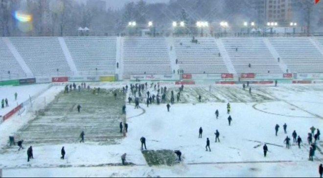 Карпати та Олімпік дограють осінній матч 21 лютого, – ЗМІ
