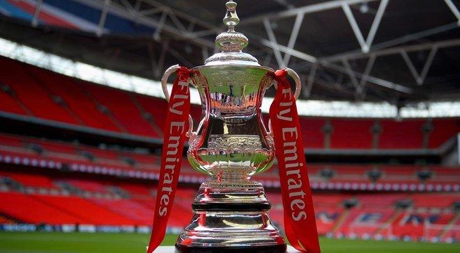 Жеребьевка 1/8 финала Кубка Англии: стали известны результаты