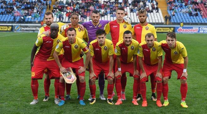 Зірка перемогла МФК Металург у Кубку Придніпров'я