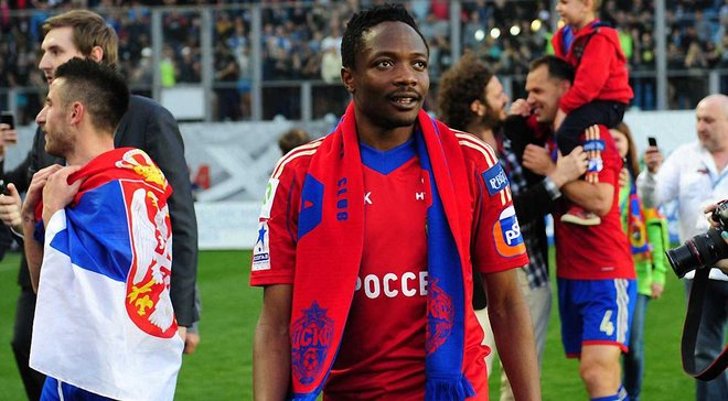 Муса вернулся в московский ЦСКА