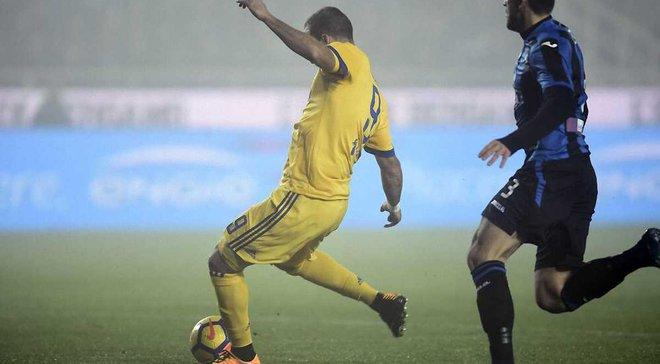 Кубок Італії: Ювентус на виїзді обіграв Аталанту