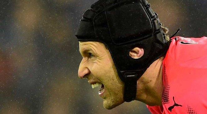 Суонсі – Арсенал: Чех припустився епічного фейлу, який призвів до гола
