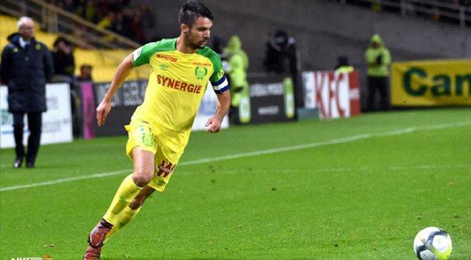 Защитник Нанта Дюбуа летом перейдет в Лион