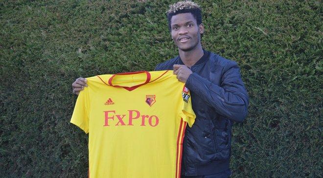 Полузащитник Сандерленда Ндонг перешел в Уотфорд
