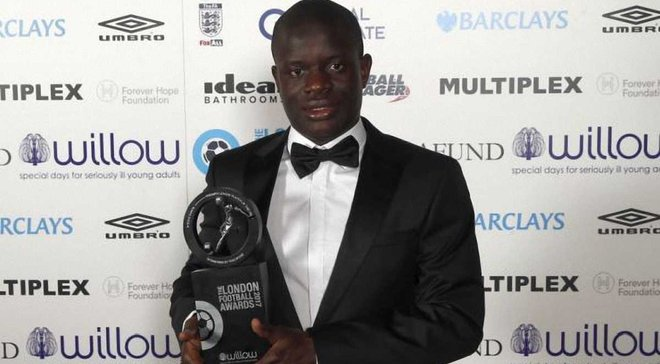 Определились номинанты London Football Awards
