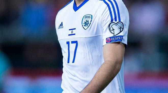 УЕФА дисквалифицировала футболиста Хапоэля Беэр-Шевы за допинг
