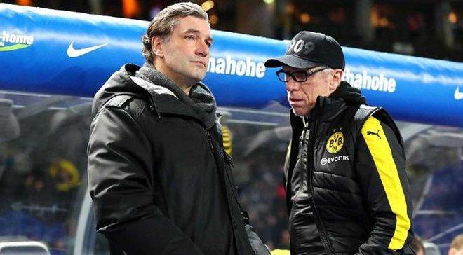 Борусія Д визначилась із заявкою на плей-офф Ліги Європи: перед Штегером стояв нелегкий вибір