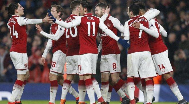 Арсенал эвертон водео голов
