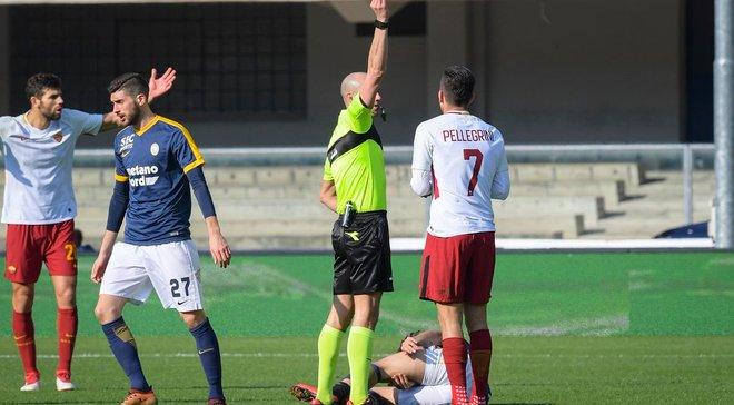 Верона – Рома – 0:1 – відео гола та огляд матчу