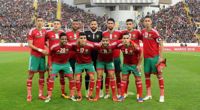 Марокко – переможець ЧАН-2018