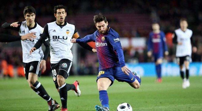 Валенсия испания футбол