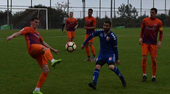 Мариуполь – Раднички – 0:0 – обзор матча