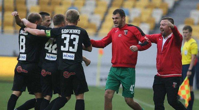Верес заявив Лук'янчука та ще 7 нових гравців на весняну частину УПЛ