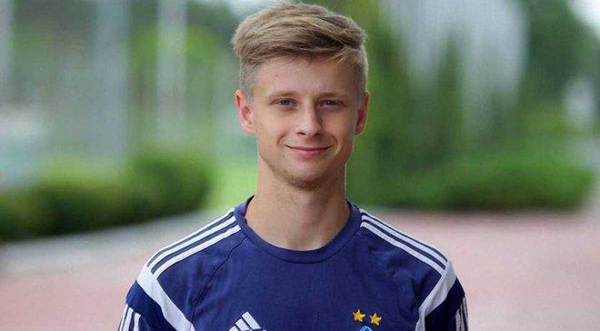 Лук'янчук перейшов у Верес на правах оренди