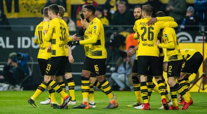 Борусія Д – Гамбург – 2:0 – відео голів та огляд матчу