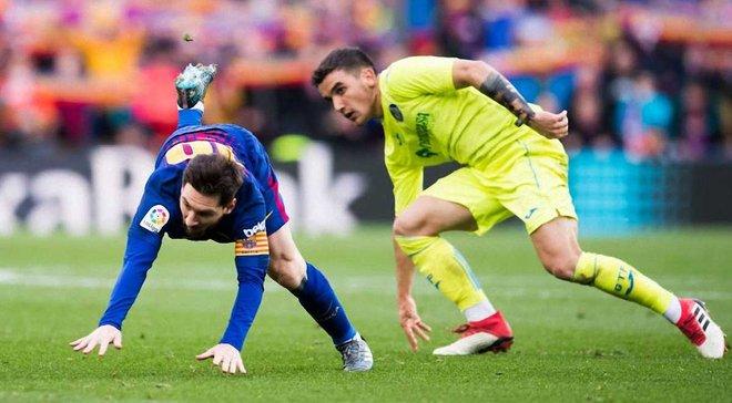 Барселона – Хетафе: судья ошибочно не назначил пенальти за фол против Месси, считает экс-рефери