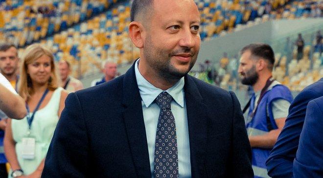 Генінсон: Домовилися зі Skoda на певну суму, яку УПЛ розподілить між всіма клубами на рівні частини