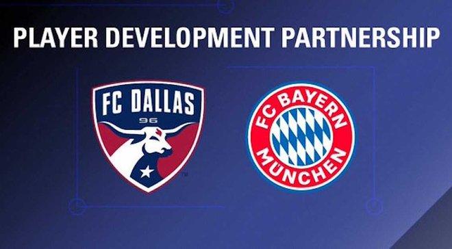 Баварія та Даллас підписали контракт про співпрацю