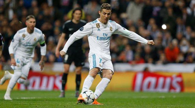 Реал дожал Пари Сен-Жермен в конце матча, Роналду сделал дубль, Зидан угадал с заменой