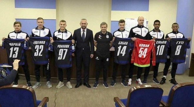 Фролов: Цель Черноморца – сохранить прописку в Премьер-лиге