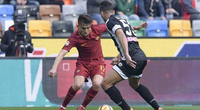 Удінезе – Рома – 0:2 – відео голів та огляд матчу