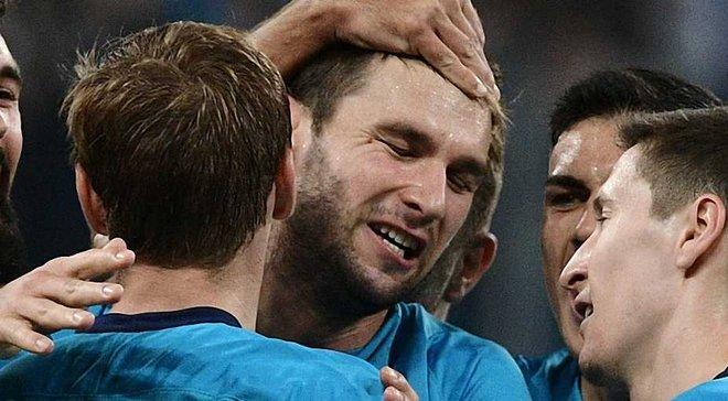 Зеніт – Селтік – 3:0 – відео голів та огляд матчу
