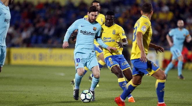 Барселона депортиво обзор голов