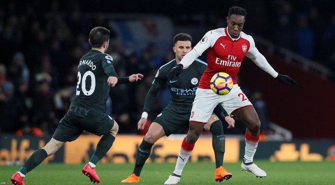 Арсенал манчестер сити суперкубок обзор матча