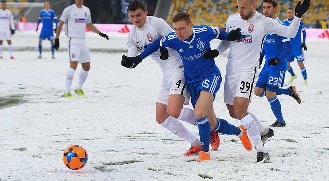 Динамо в результативному матчі вирвало перемогу над Зорею: огляд матчу