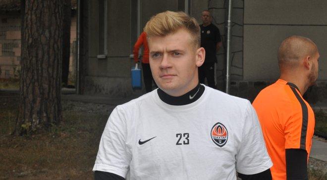 Сарнавський проводить свій перший матч за 11 місяців