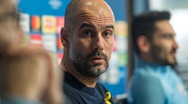Гвардіола почав переговори щодо нового контракту з Манчестер Сіті