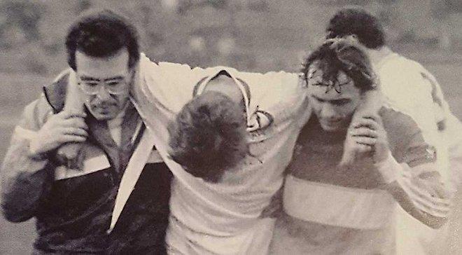 """""""Коли закінчив із футболом, то ненавидів суддів"""". Знаменитий захисник Металіста, який став арбітром ФІФА"""
