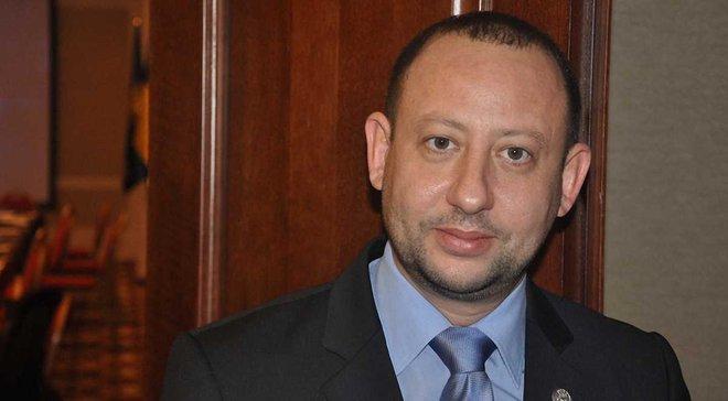 Генінсон підтвердив, що не йде на вибори президента УПЛ
