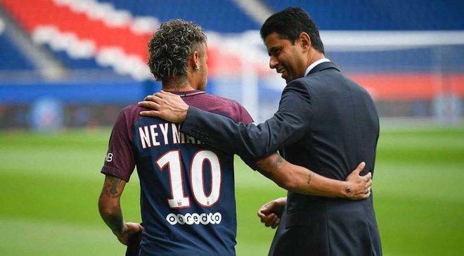 Неймар зустрівся з президентом ПСЖ в Бразилії – батько гравця зробив важливу заяву