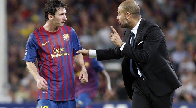 Директор Манчестер Сіті Соріано оцінив шанси підписати Мессі