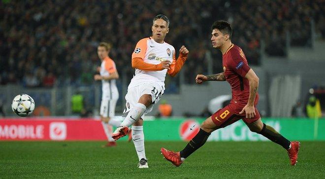 Рома – Шахтар – 1:0 – відео гола та огляд матчу