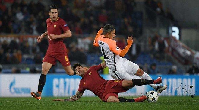 """""""Нещодавно він """"сидів на валізах"""", а зараз став героєм Риму"""". Матч Рома – Шахтар в огляді італійських ЗМІ"""