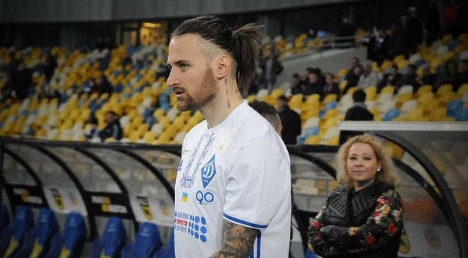 Динамо – Лацио: Кадар получил травму, Шабанов дебютировал за киевлян в еврокубках