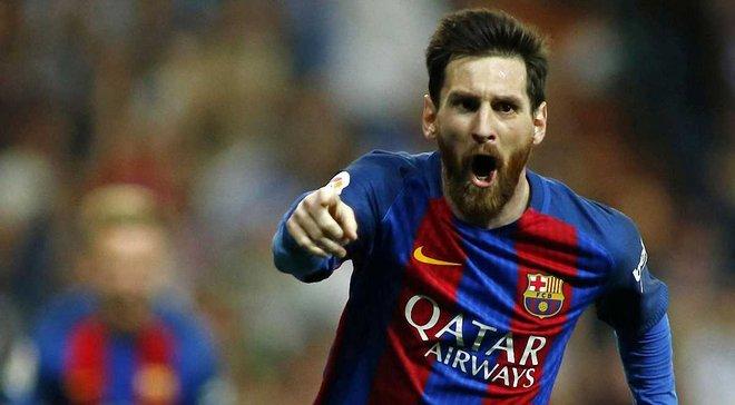 Месси забил 100 голов в Лиге чемпионов быстрее Роналду