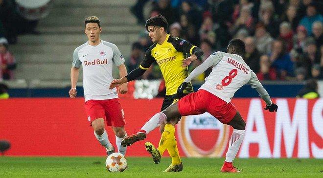 Зальцбург – Борусія  Дортмунд – 0:0 – відеоогляд матчу