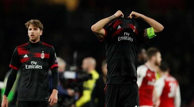 Арсенал – Милан – 3:1 – видео голов и обзор матча