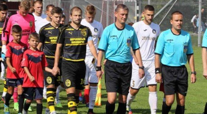 Рух проведет первый официальный матч весной на стадионе Украина