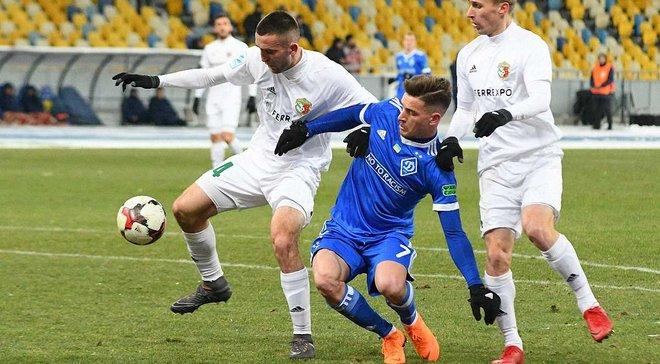 Динамо разгромило Ворсклу после вылета из Лиги Европы: обзор матча