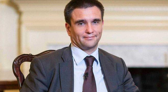 Климкин: Не советую украинцам ехать на ЧМ-2018