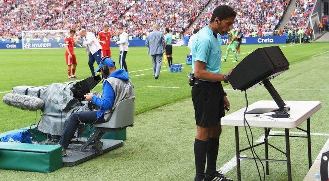 ЧМ-2018: ФИФА согласовала использование видеоповторов