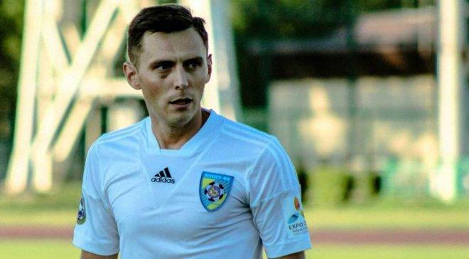 Касьянов залікував травму та повернувся у загальну групу Окжетпеса