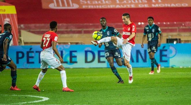 Монако – Лилль – 2:1 – видео голов и обзор матча